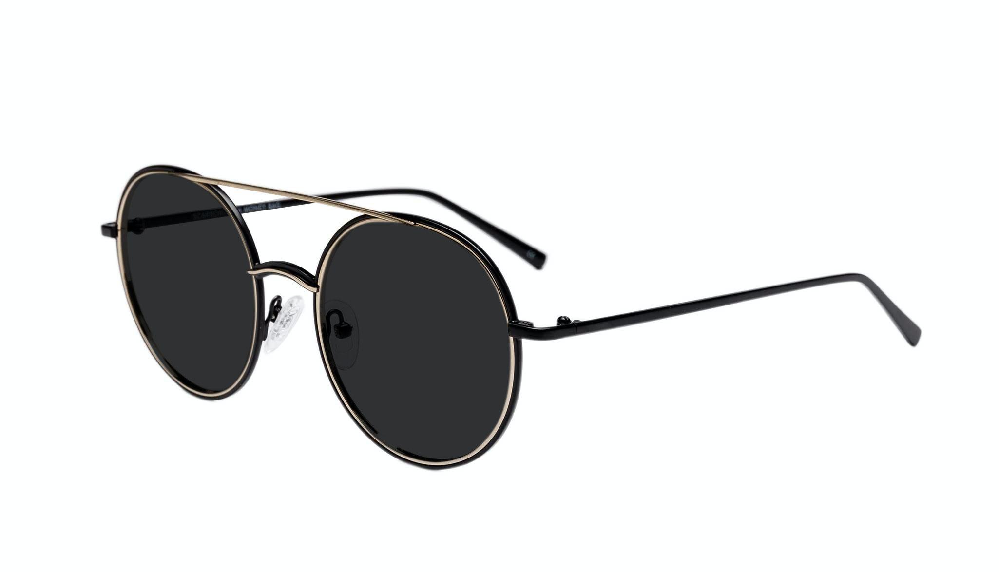 Affordable Fashion Glasses Aviator Sunglasses Women Scarborough Money Bag Tilt