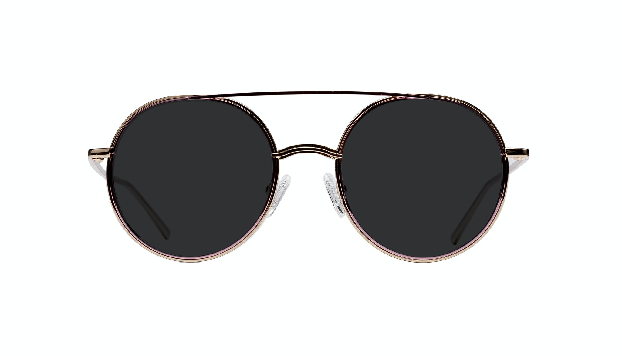 Affordable Fashion Glasses Aviator Sunglasses Women Scarborough 2 Chains Front