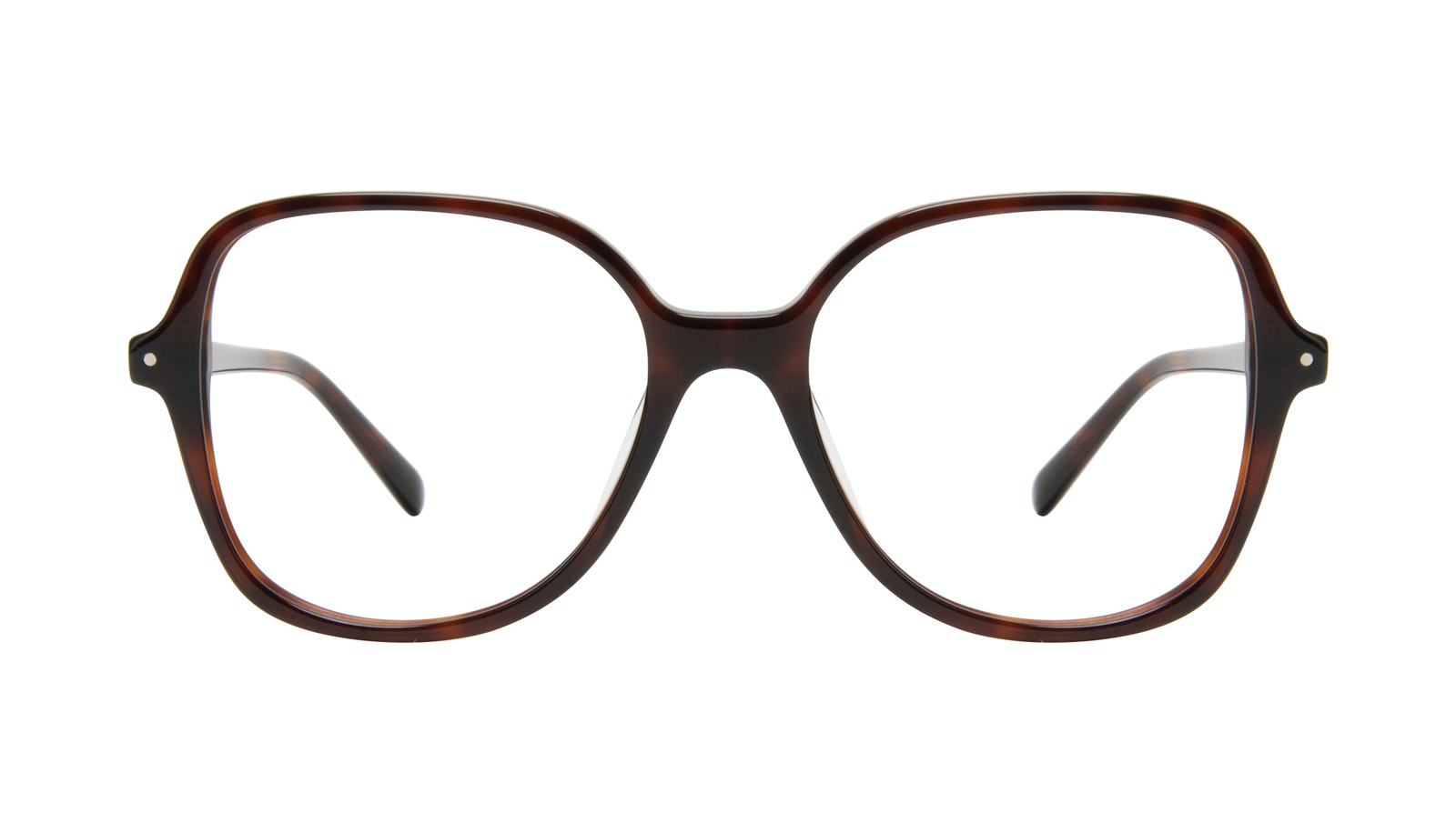 Affordable Fashion Glasses Square Eyeglasses Women Scene Tortoise