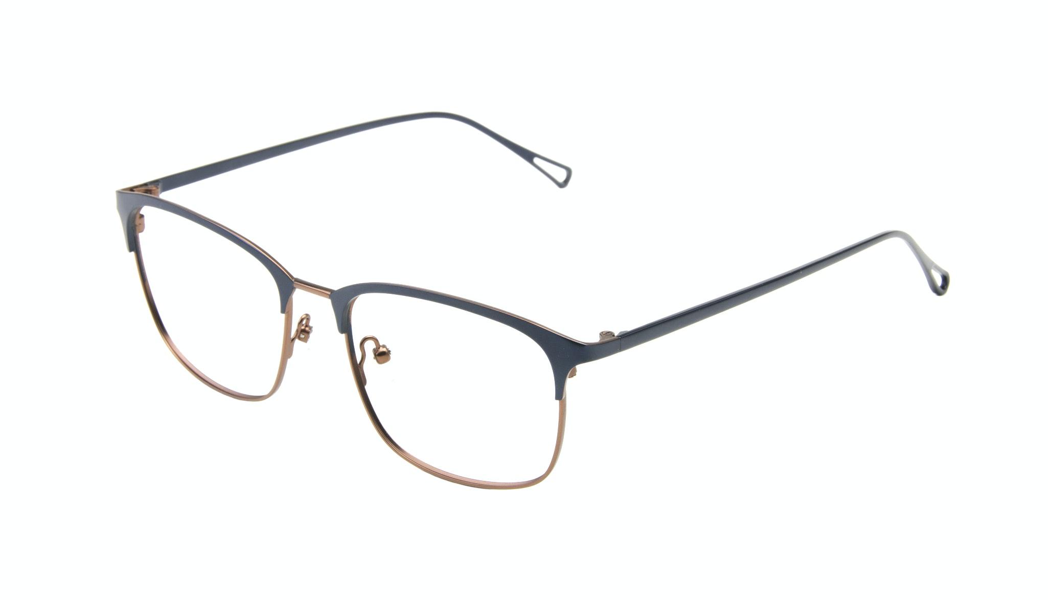 Affordable Fashion Glasses Rectangle Eyeglasses Women Seaside Marine Tilt