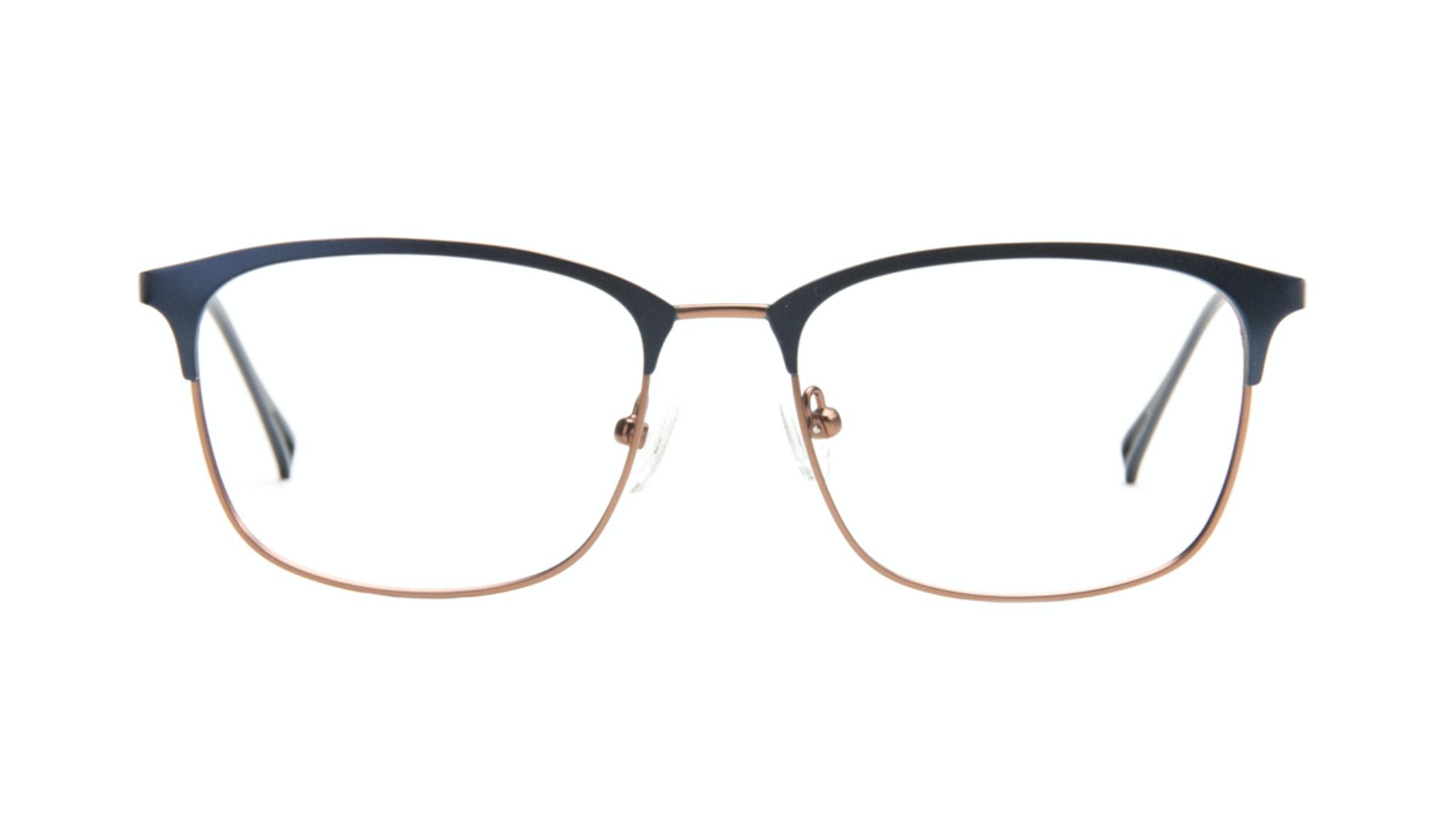 Affordable Fashion Glasses Rectangle Eyeglasses Women Seaside Marine Front
