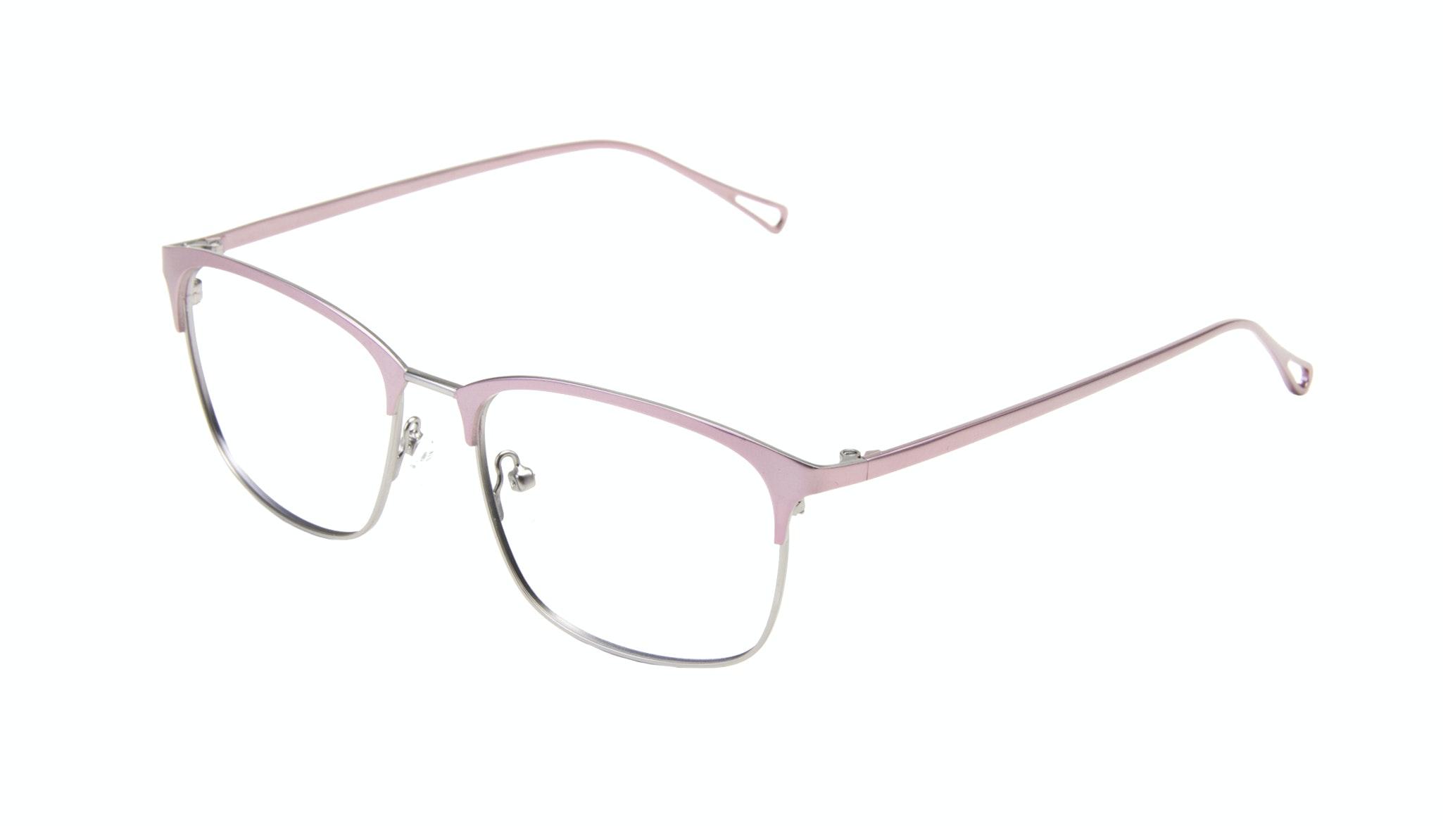 Affordable Fashion Glasses Rectangle Eyeglasses Women Seaside Shell Tilt