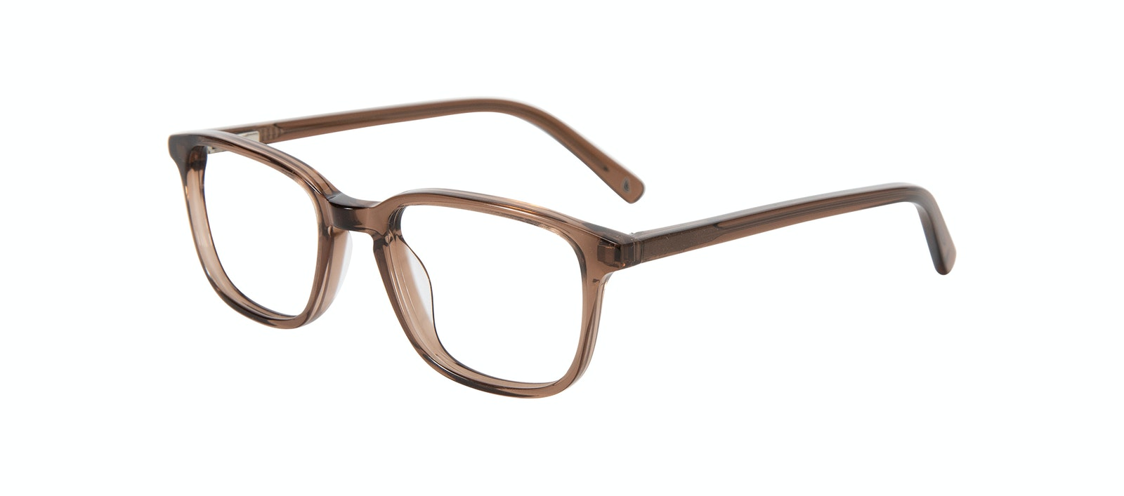 Affordable Fashion Glasses Square Eyeglasses Kids Sharp Junior Terra Tilt