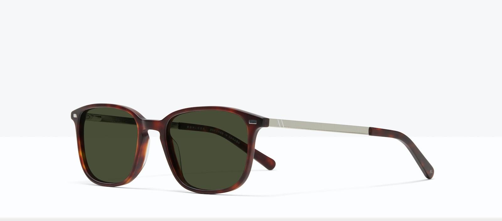 Affordable Fashion Glasses Rectangle Sunglasses Men Sharp L Matte Tort Tilt