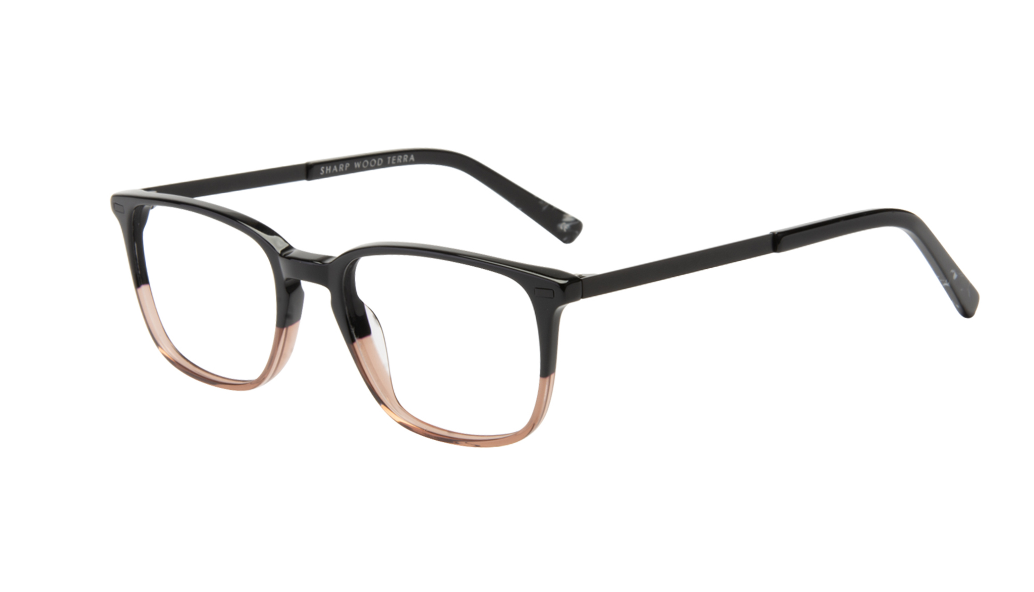 36067bb49a Affordable fashion glasses rectangle eyeglasses men sharp wood terra tilt  jpg 1600x707 Glasses foe wood