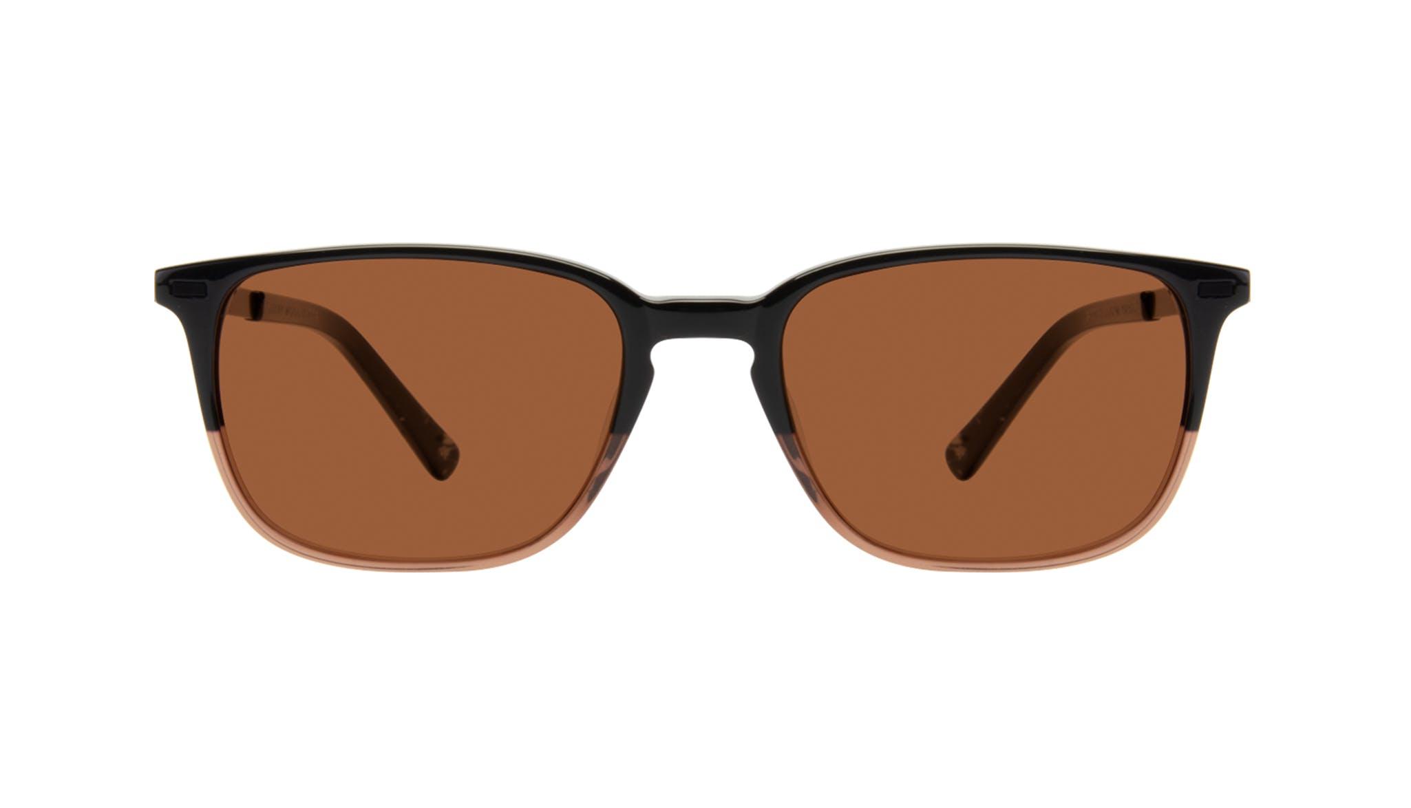 Affordable Fashion Glasses Rectangle Sunglasses Men Sharp Wood Terra