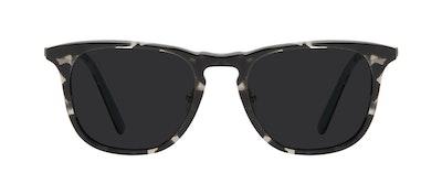 Affordable Fashion Glasses Square Sunglasses Men Shore Stone Front