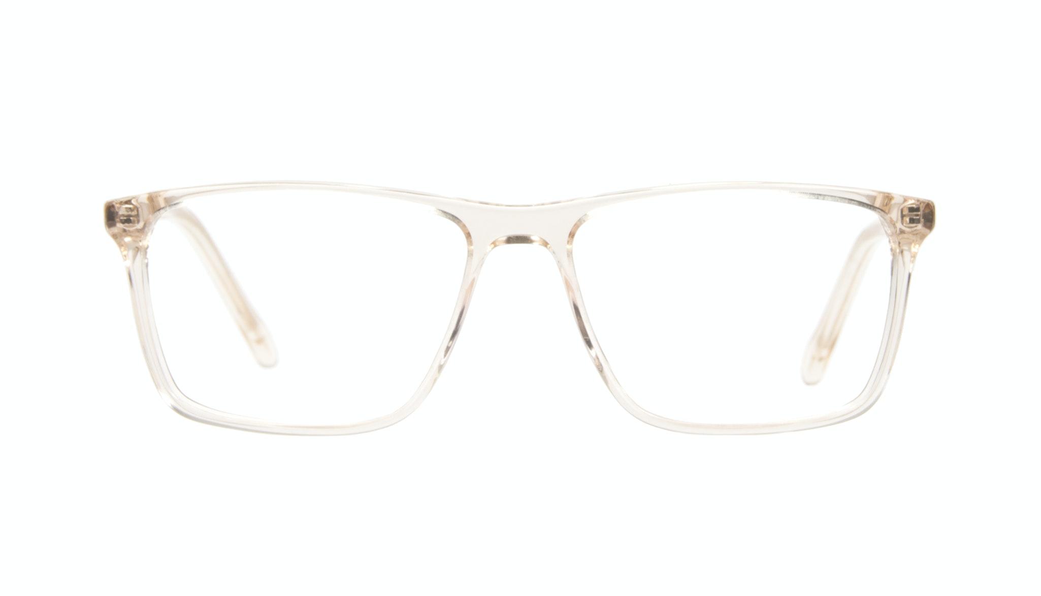 Affordable Fashion Glasses Rectangle Eyeglasses Men Skill Golden