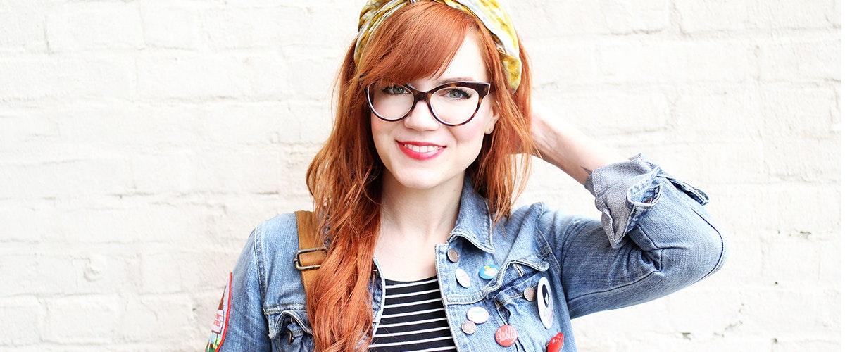Affordable Fashion Glasses Cat Eye Eyeglasses Women SkunkBoy Twinkle Tort
