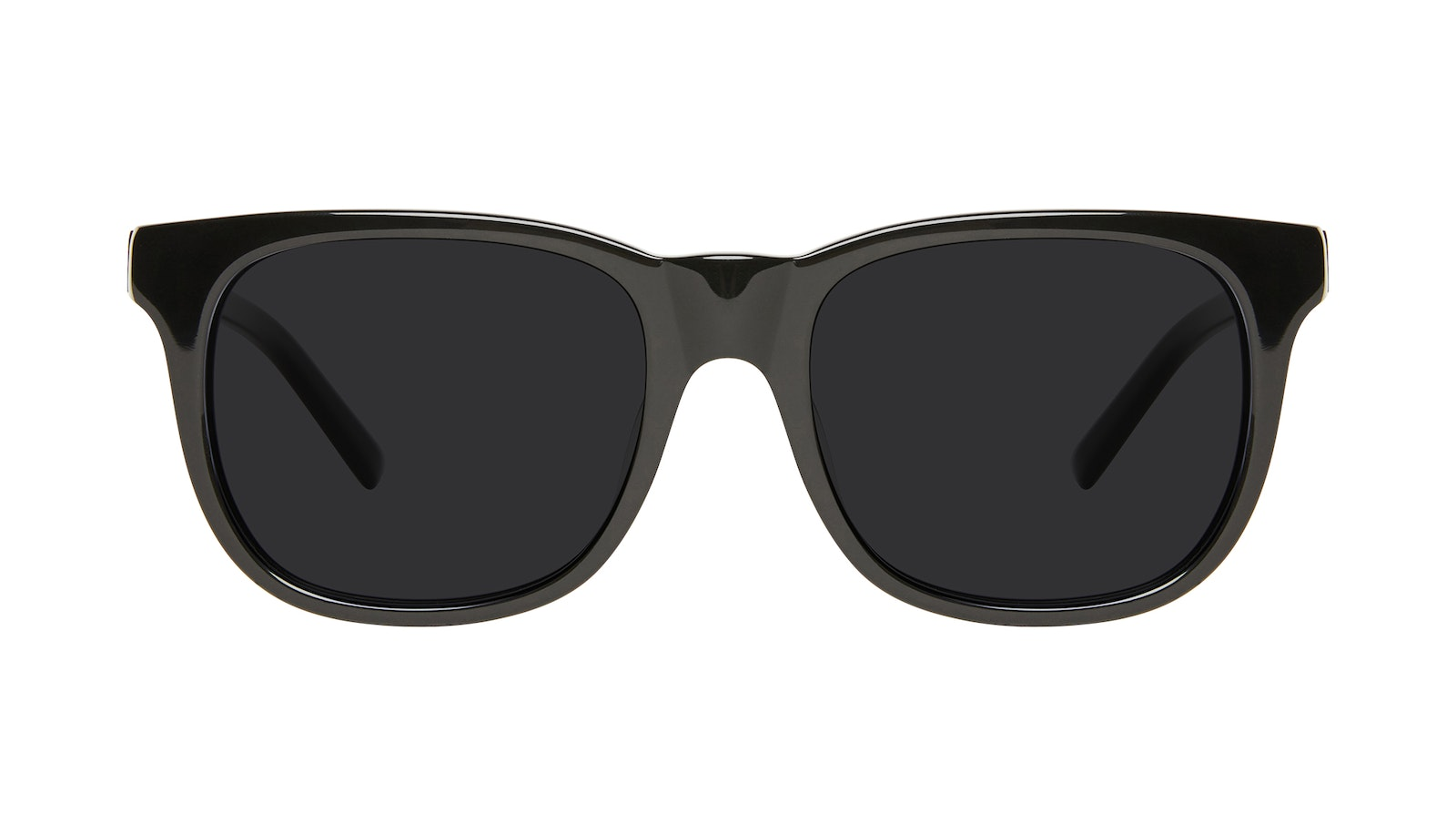 Affordable Fashion Glasses Square Sunglasses Men Solo Black