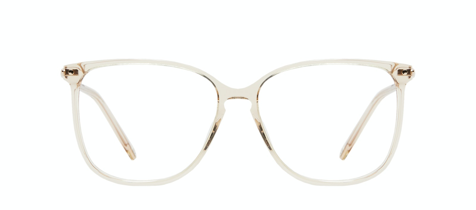 Affordable Fashion Glasses Square Eyeglasses Women Sonia XS Blush Front