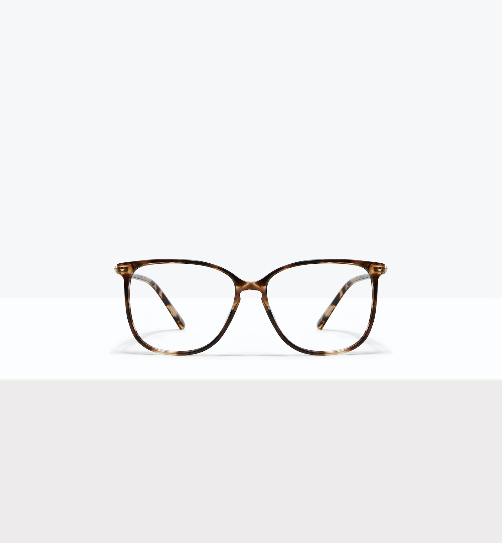 Affordable Fashion Glasses Square Eyeglasses Women Sonia Snake Skin