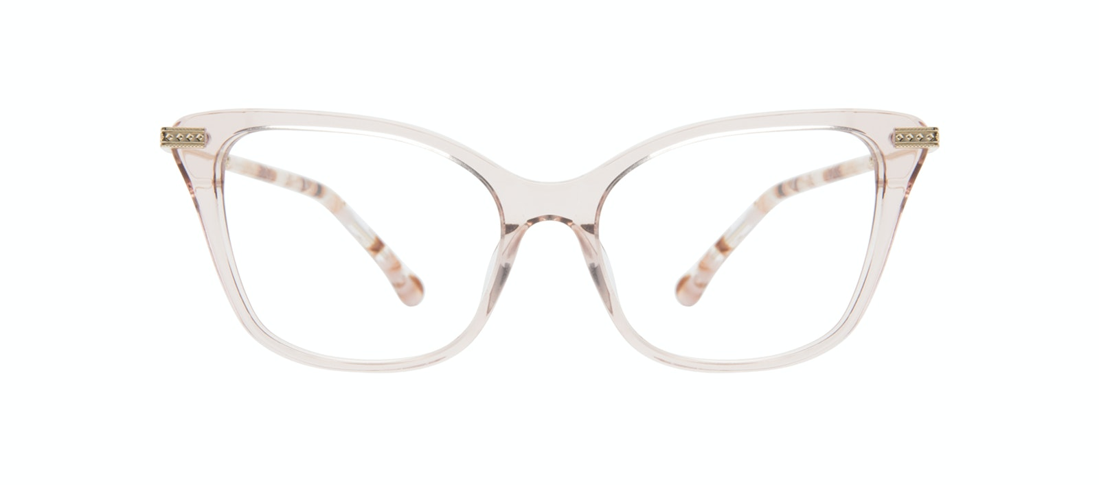 Affordable Fashion Glasses Cat Eye Eyeglasses Women Stargaze Pink Quartz Front