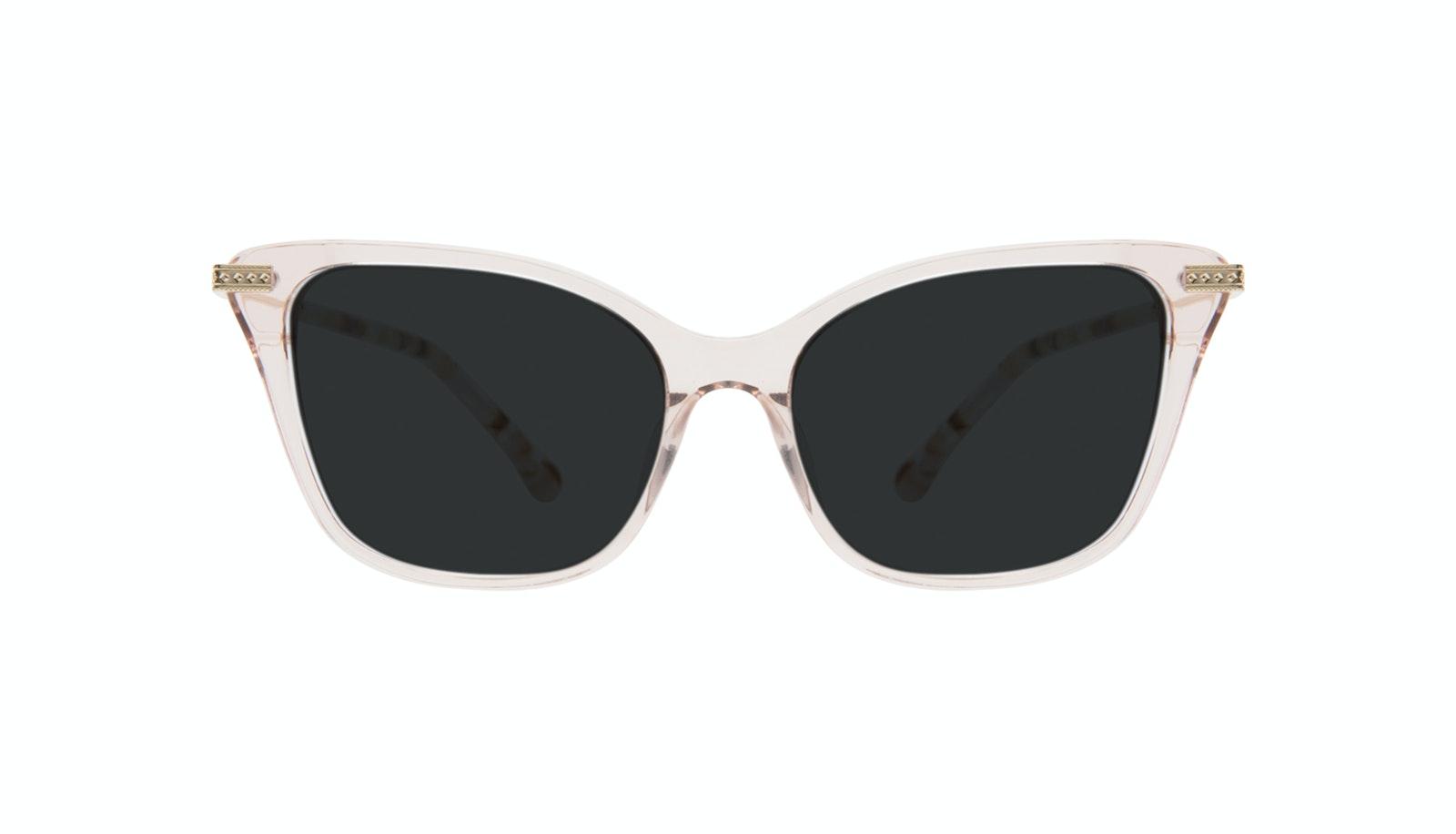 Affordable Fashion Glasses Cat Eye Sunglasses Women Stargaze Pink Quartz