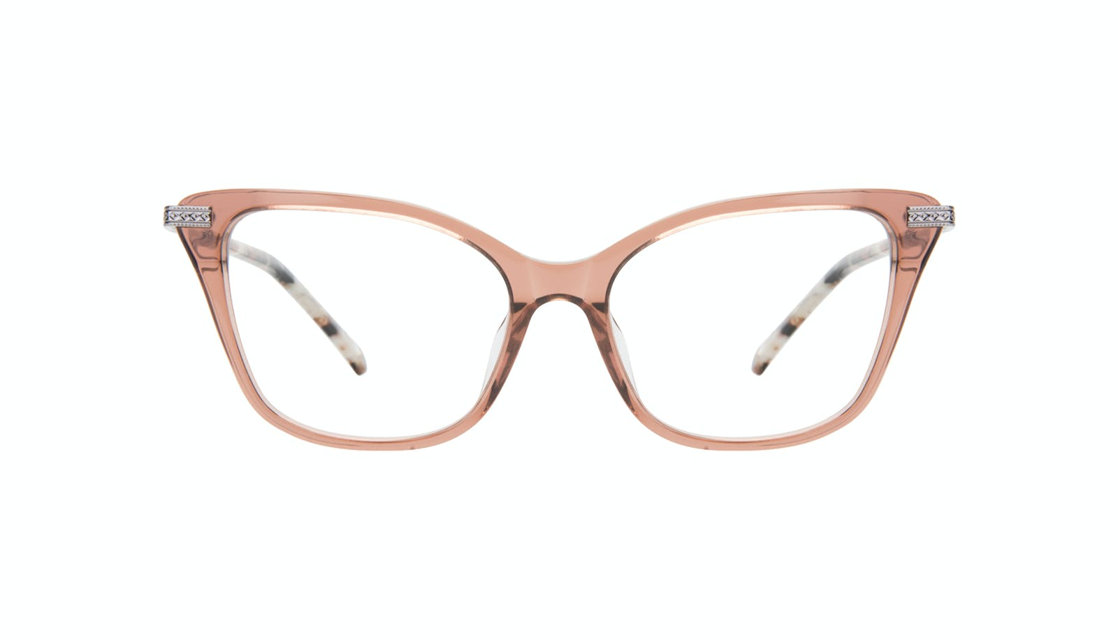 6cbde79f7d Affordable Fashion Glasses Cat Eye Eyeglasses Women Stargaze Truffle Rose