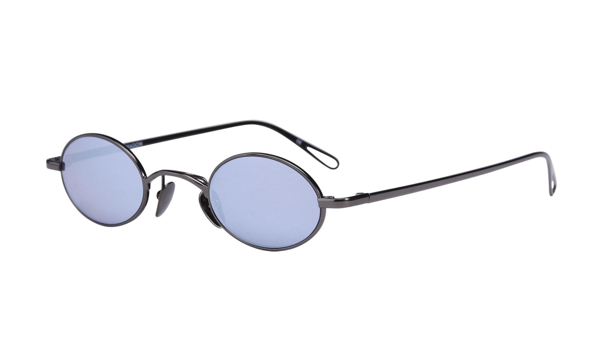 Affordable Fashion Glasses Round Sunglasses Women Stellar Shadow Tilt