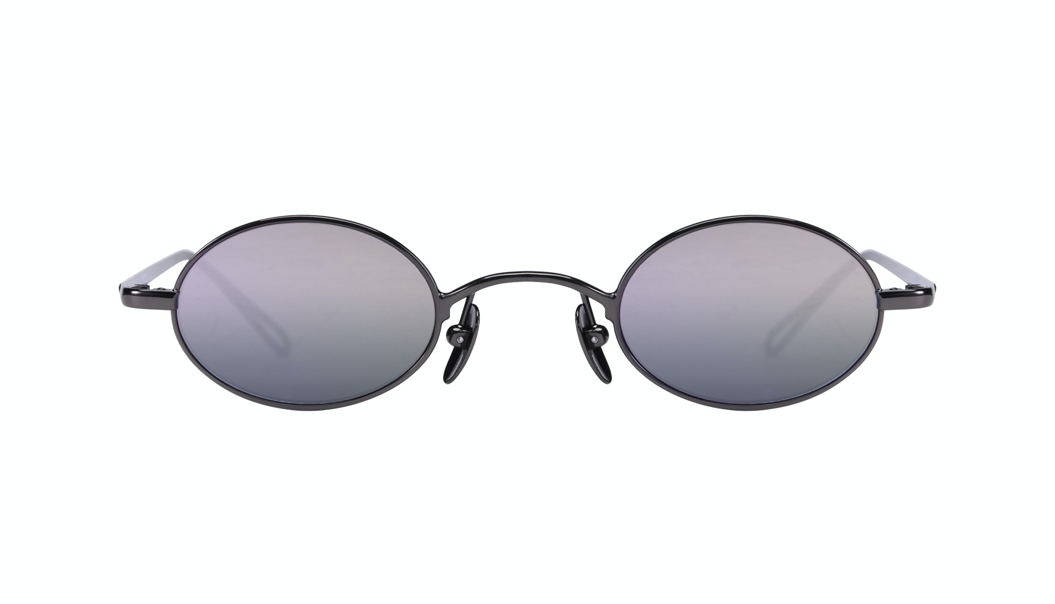 Affordable Fashion Glasses Round Sunglasses Women Stellar Shadow Front