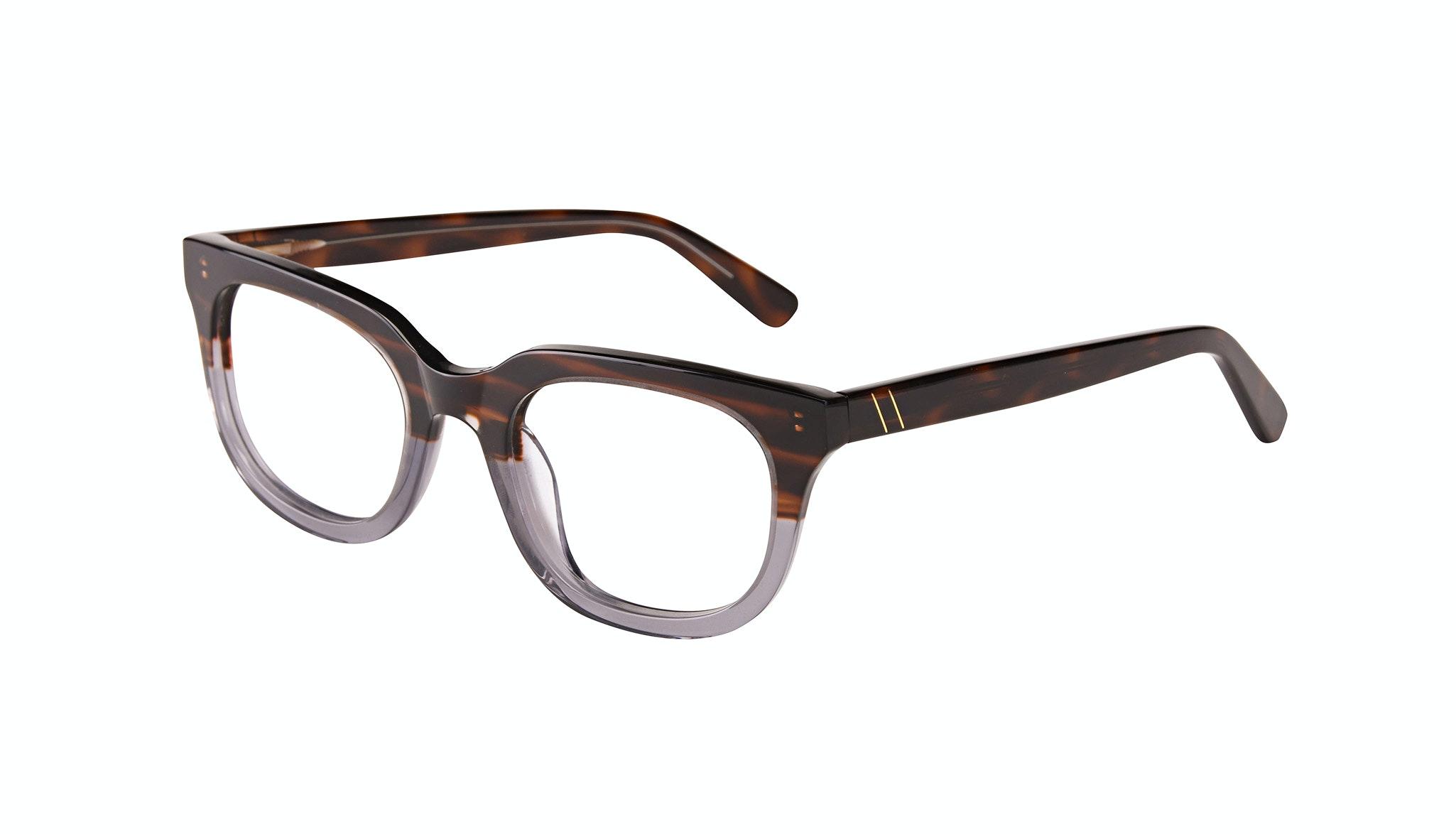 Affordable Fashion Glasses Square Eyeglasses Men Stout Storm Tilt
