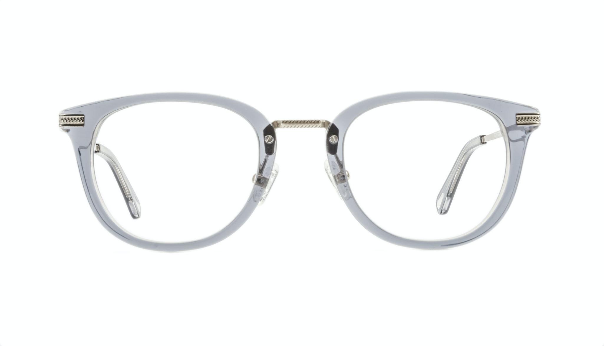 Affordable Fashion Glasses Rectangle Square Eyeglasses Men Street Soul Ash Front