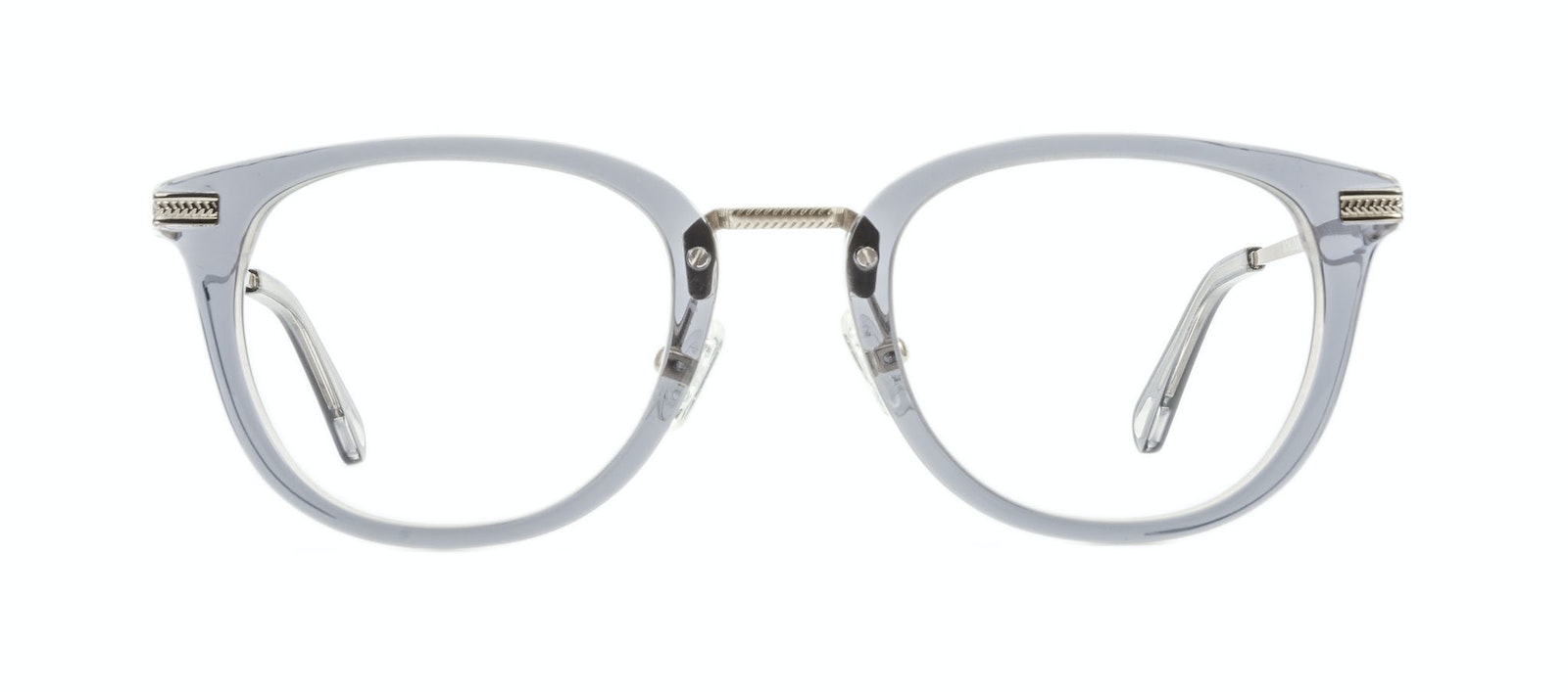 Affordable Fashion Glasses Rectangle Square Eyeglasses Men Street Soul Ash Front