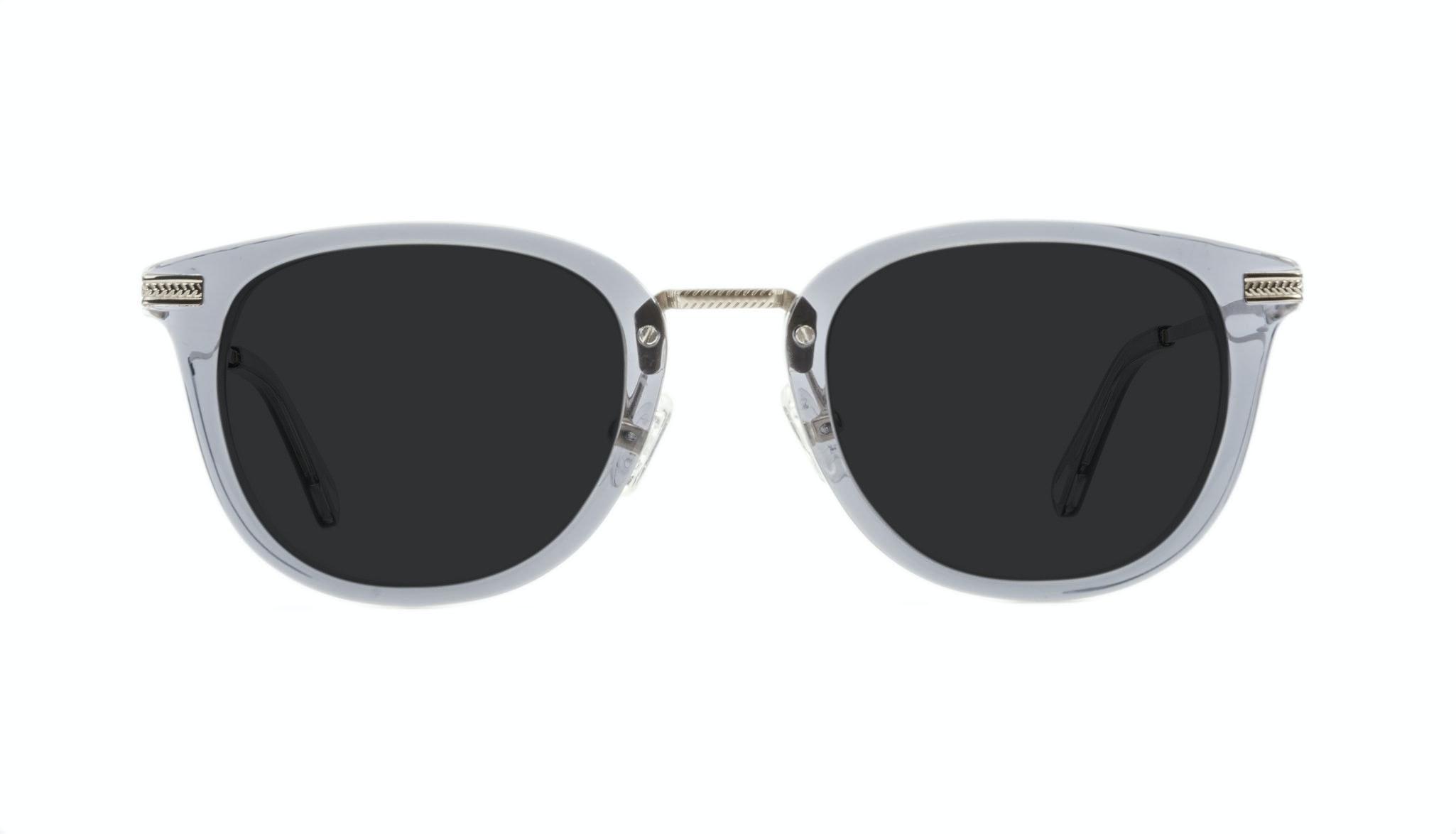 Affordable Fashion Glasses Rectangle Square Sunglasses Men Street Soul Ash