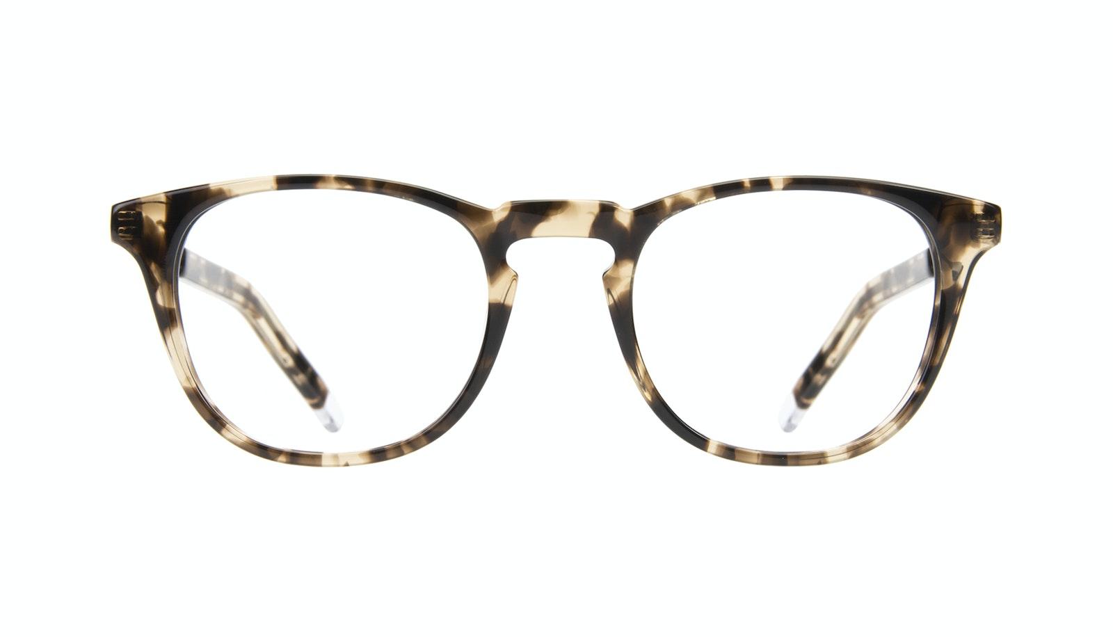 Affordable Fashion Glasses Rectangle Square Eyeglasses Men Sturdy Gold Tort