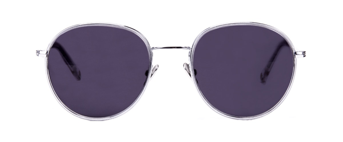 aviator round sunglasses  Women\u0027s Sunglasses - Subrosa in Glacier