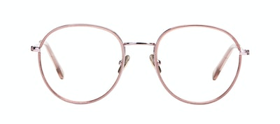 Affordable Fashion Glasses Round Eyeglasses Women Subrosa Romance Front