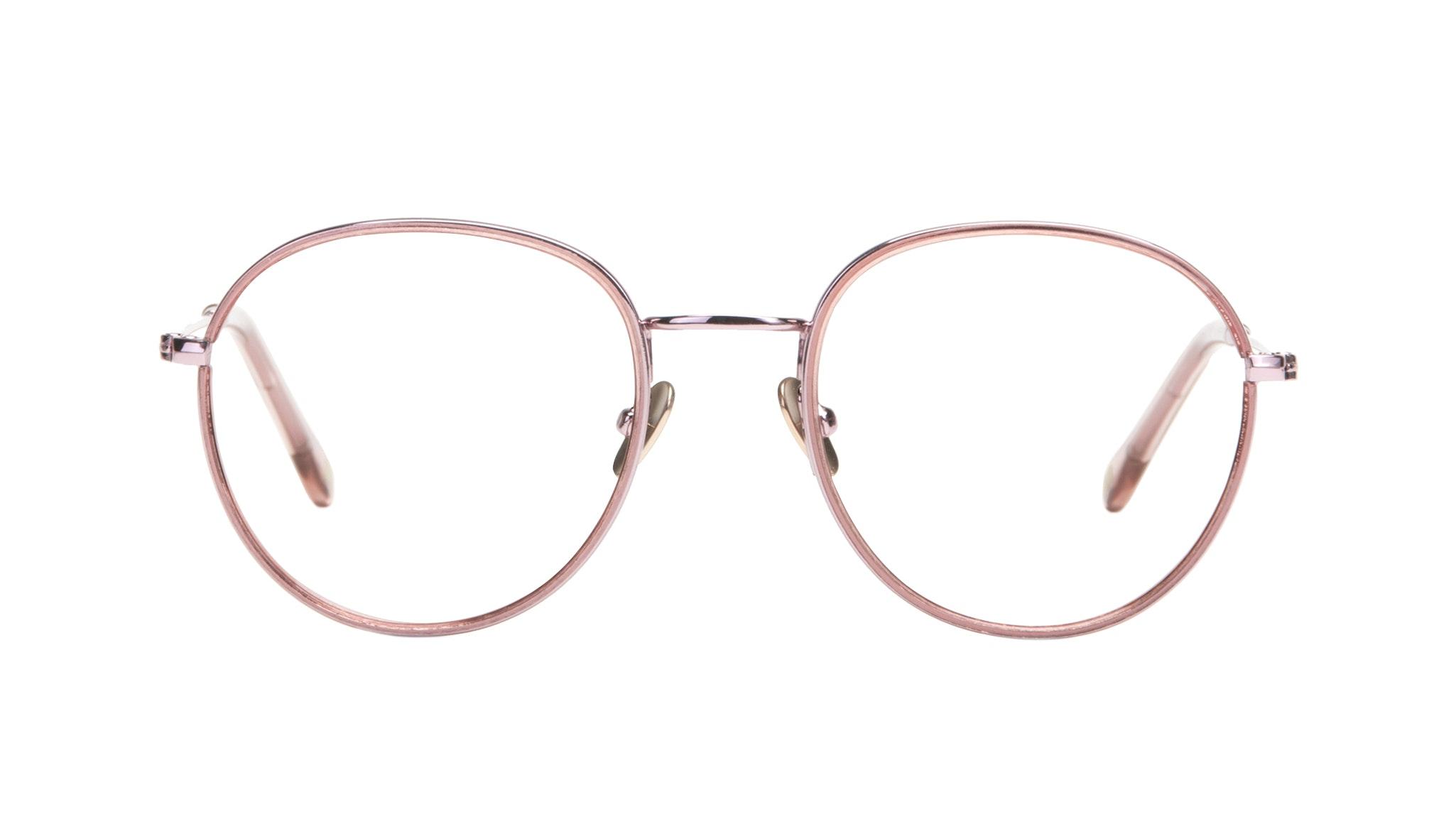 Affordable Fashion Glasses Aviator Round Eyeglasses Women Subrosa Romance Front