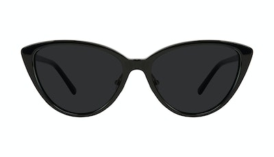 Affordable Fashion Glasses Cat Eye Sunglasses Women Sunset Onyx Front