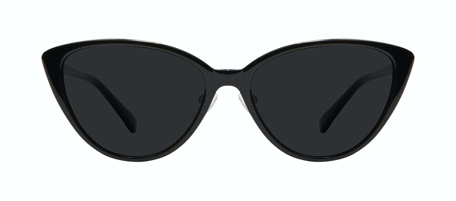 Affordable Fashion Glasses Cat Eye Sunglasses Women Sunset Onyx Front
