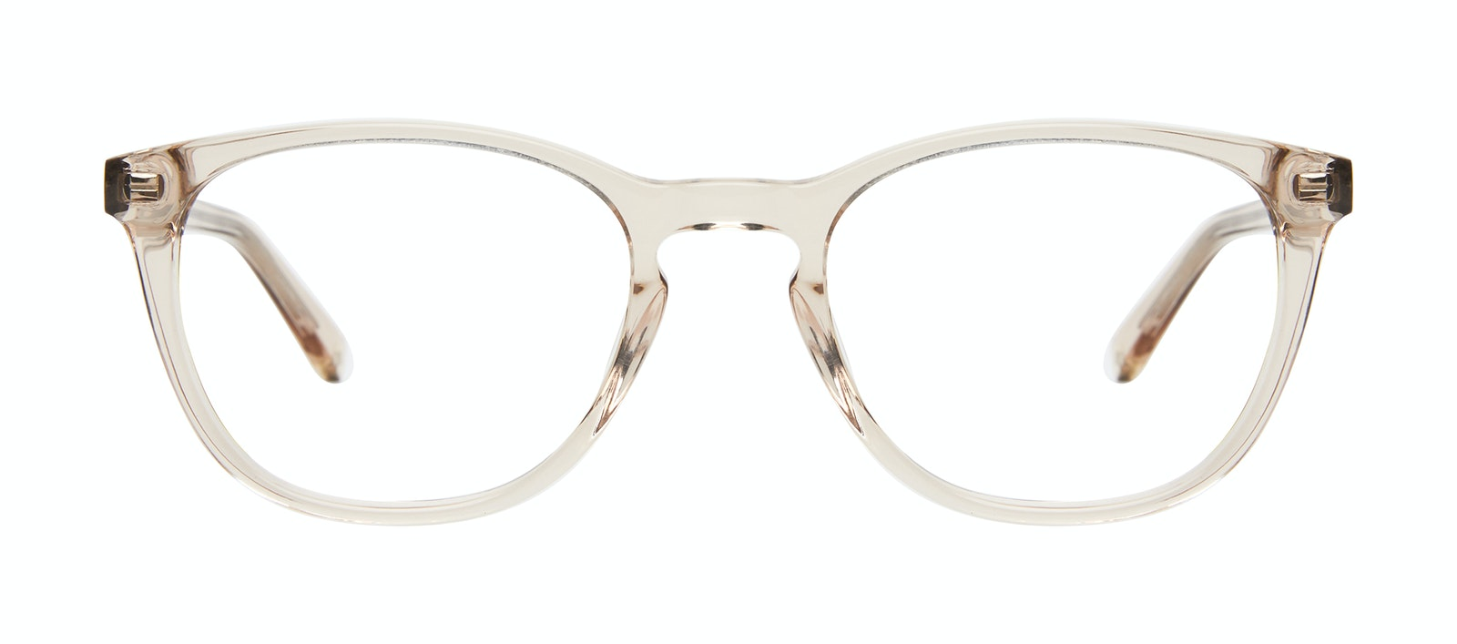Affordable Fashion Glasses Square Eyeglasses Men Swerve Golden Front