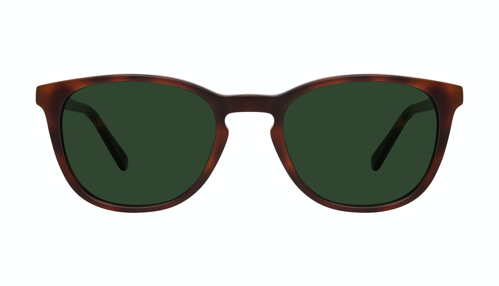 Affordable Fashion Glasses Square Sunglasses Men Swerve Matte Tortoise