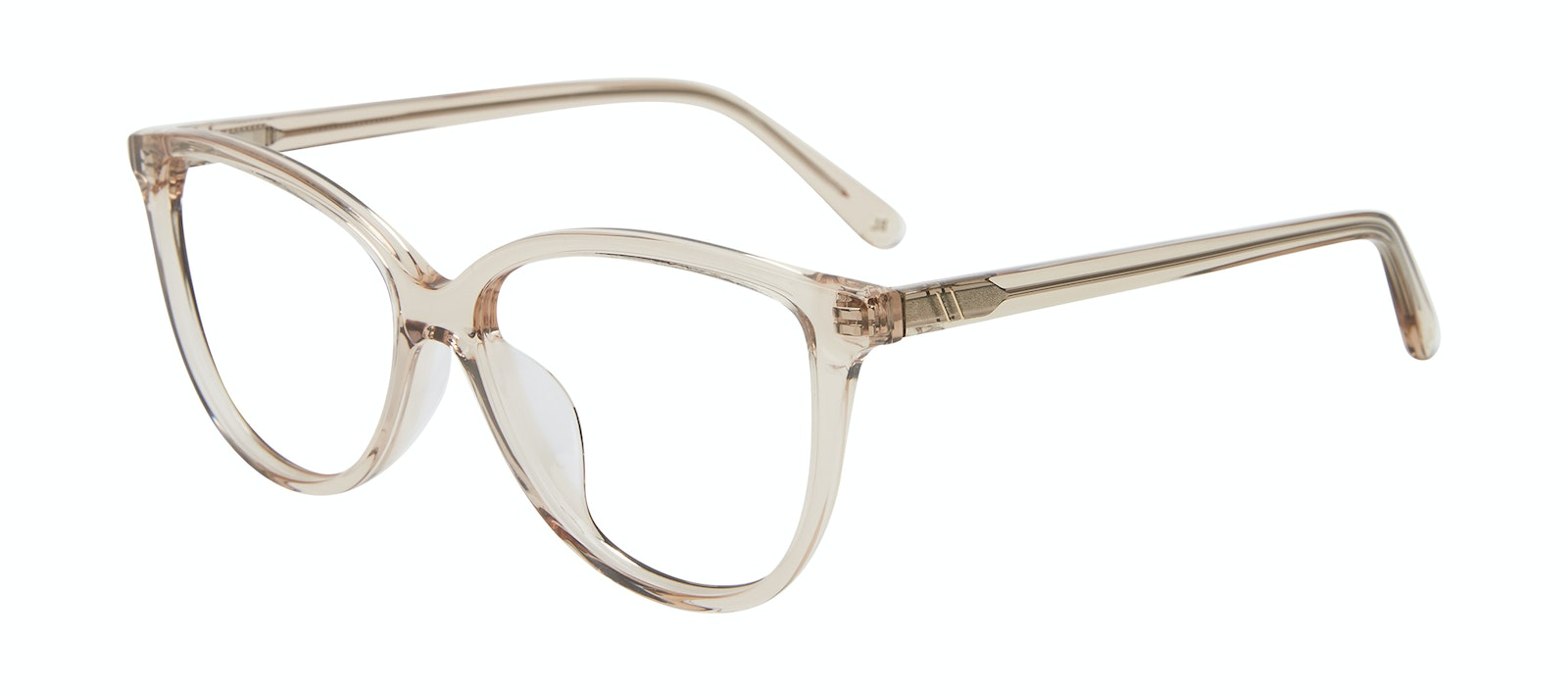 Affordable Fashion Glasses Cat Eye Eyeglasses Women Tailor Blond Tilt