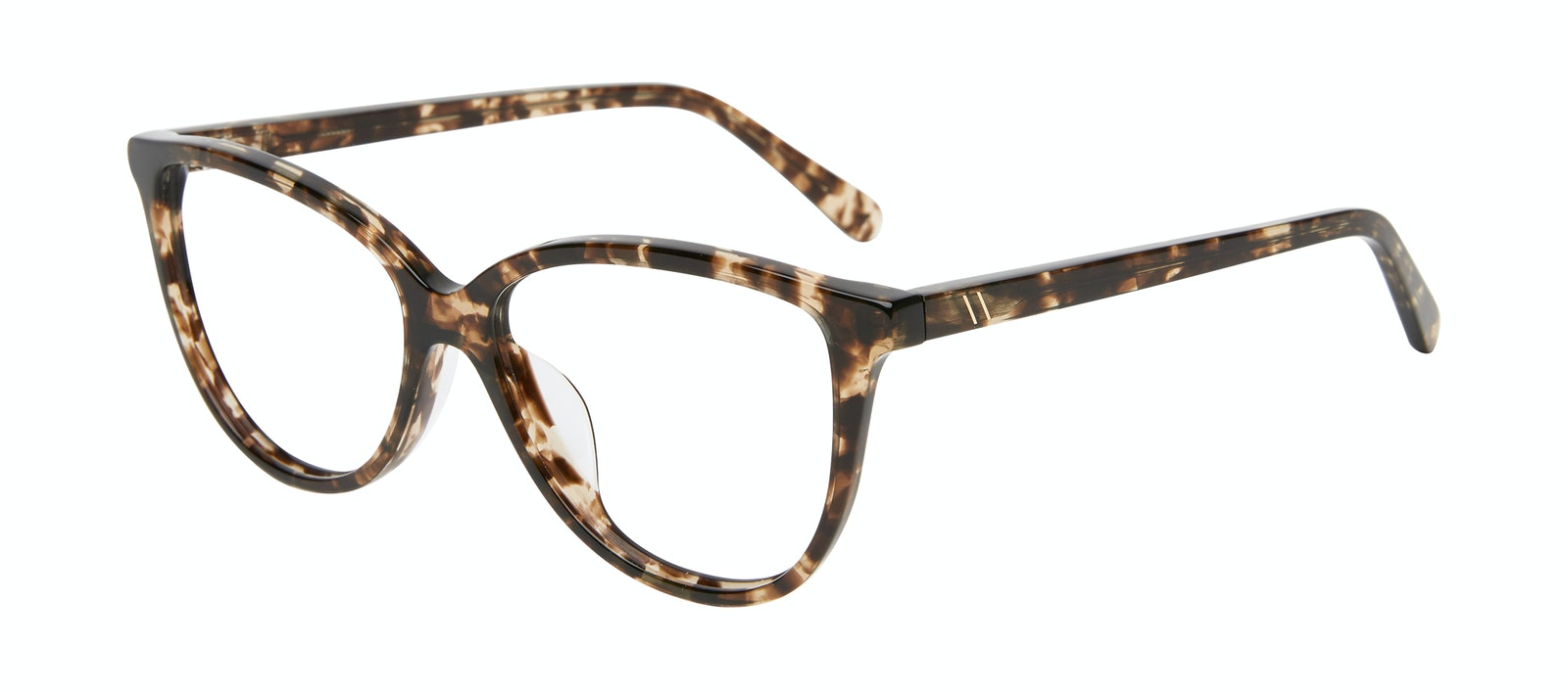 Affordable Fashion Glasses Cat Eye Eyeglasses Women Tailor XL Leopard Tilt