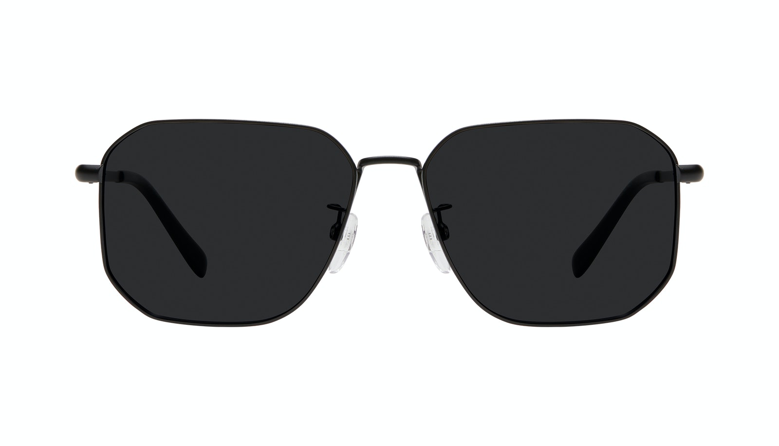 Affordable Fashion Glasses Square Sunglasses Men Timeless Matte Black