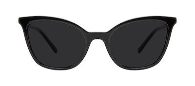 Affordable Fashion Glasses Cat Eye Sunglasses Women Tippi Onyx Front