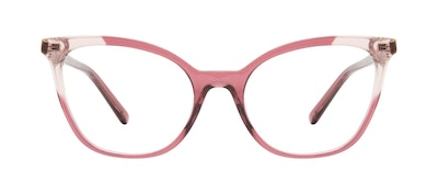 Affordable Fashion Glasses Cat Eye Eyeglasses Women Tippi Orchid Pink Front