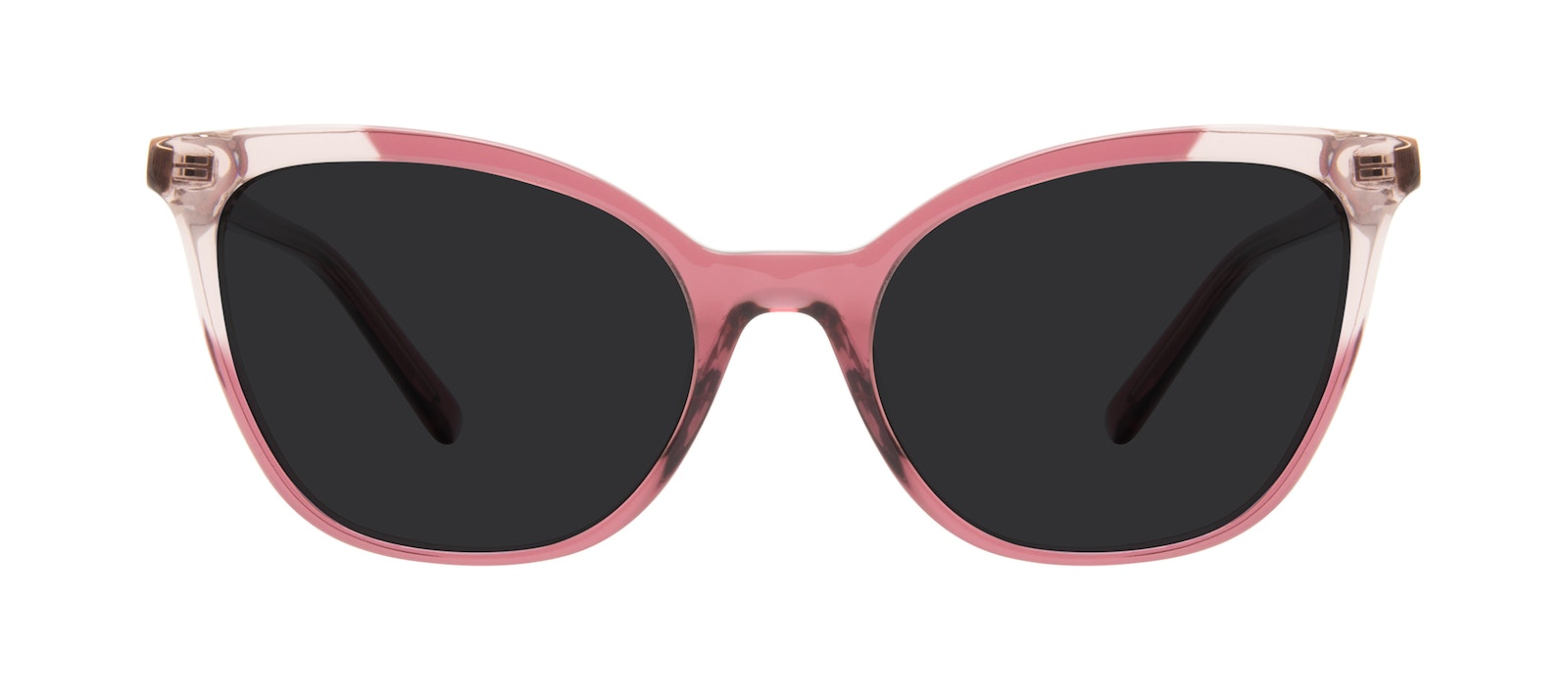 Affordable Fashion Glasses Cat Eye Sunglasses Women Tippi Orchid Pink Front