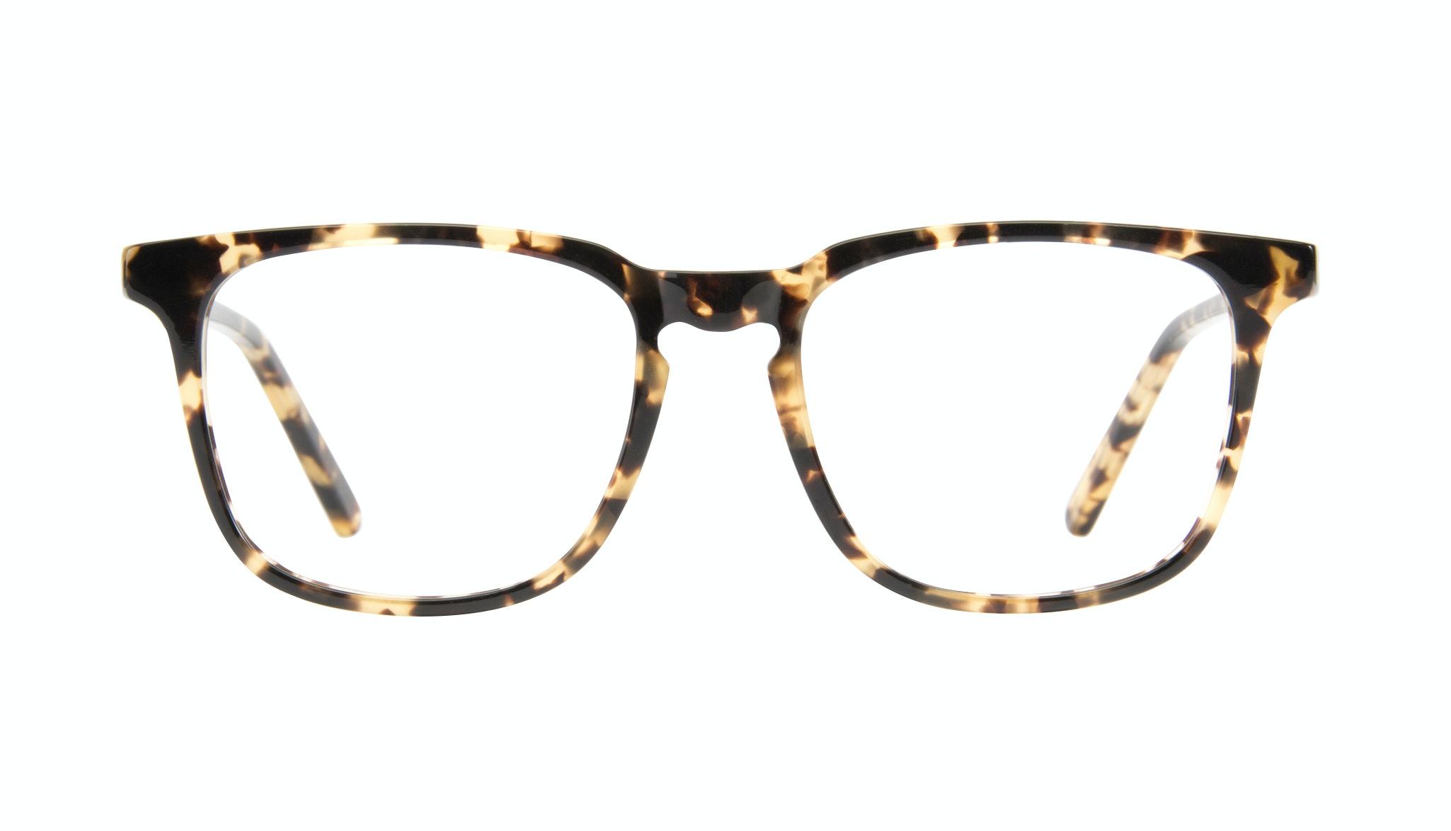 Affordable Fashion Glasses Rectangle Eyeglasses Men Trace Tortoise