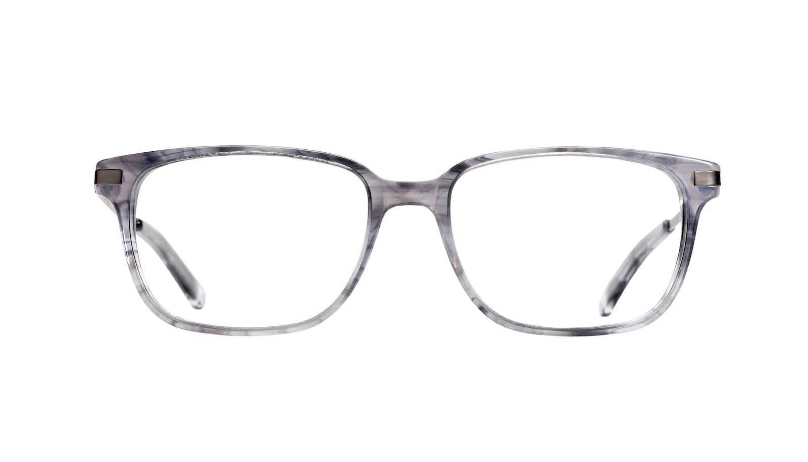 Affordable Fashion Glasses Rectangle Eyeglasses Men Trade Smokey Grey