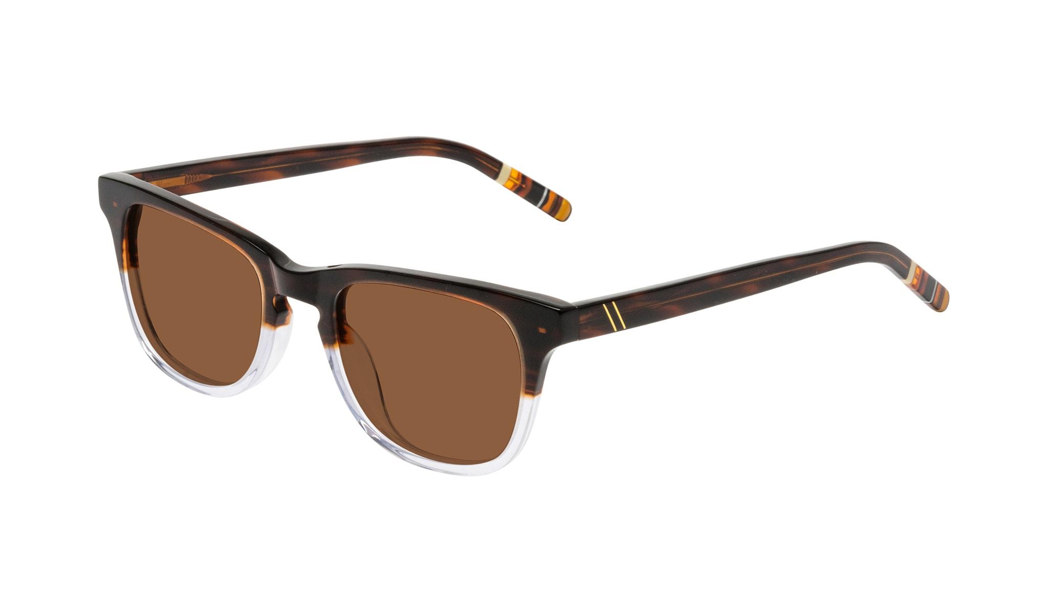 Affordable Fashion Glasses Rectangle Sunglasses Men Trust Bark Tilt