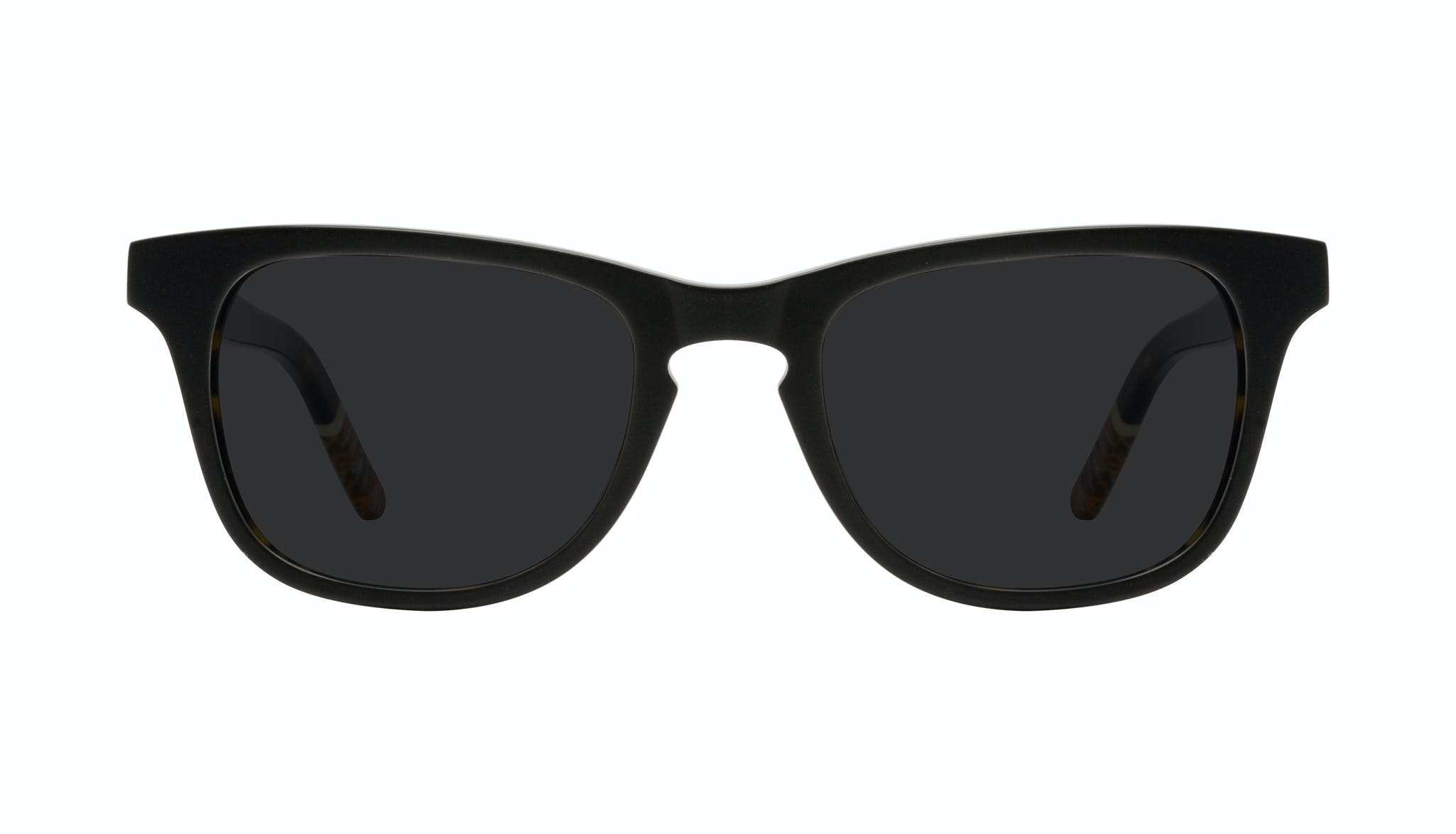 Affordable Fashion Glasses Rectangle Sunglasses Men Trust Black Tort