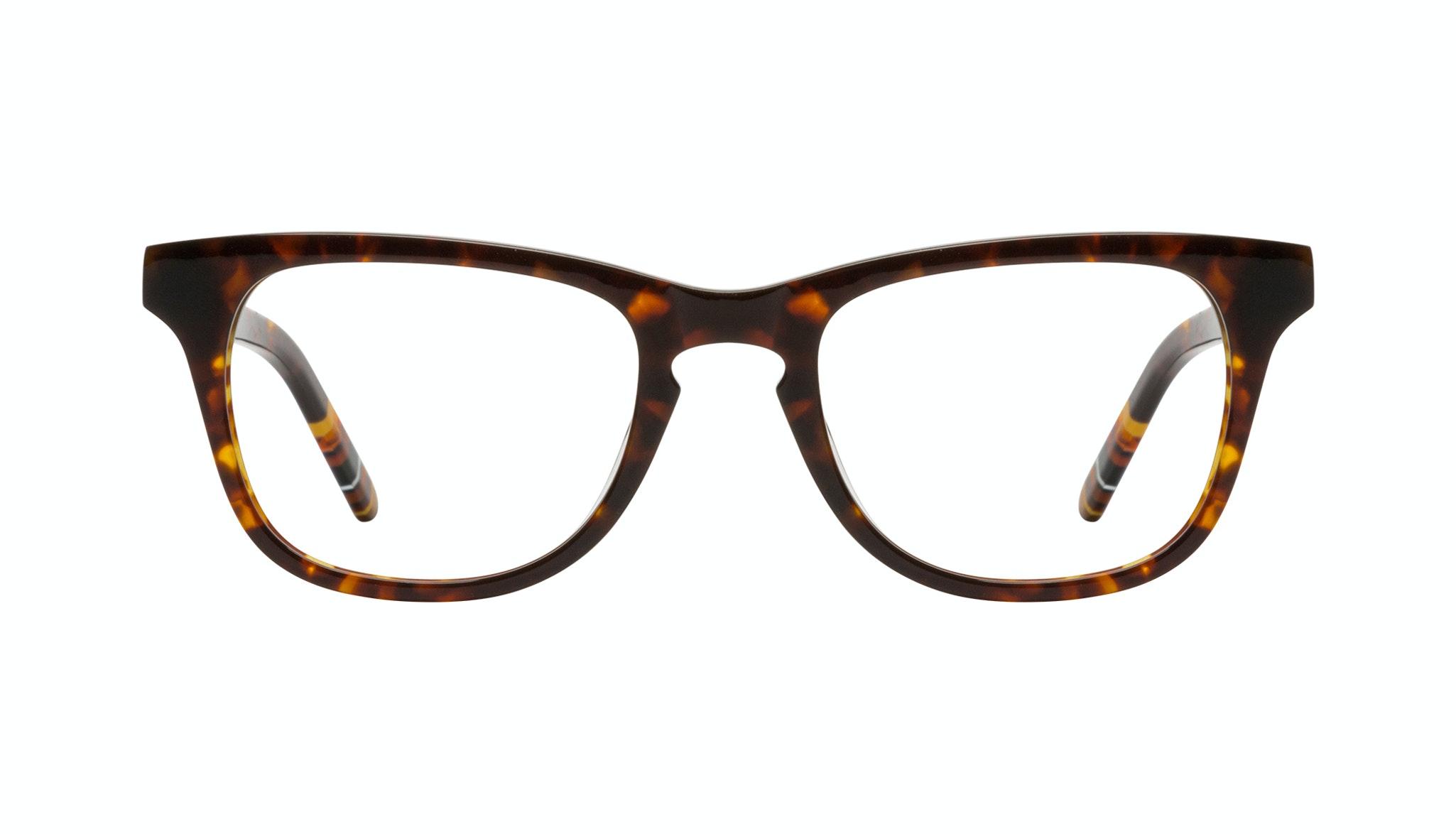 Affordable Fashion Glasses Rectangle Eyeglasses Men Trust Tortoise Front