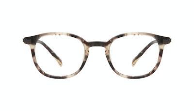 Affordable Fashion Glasses Round Eyeglasses Men Tux M Mocha Tort Matte Front