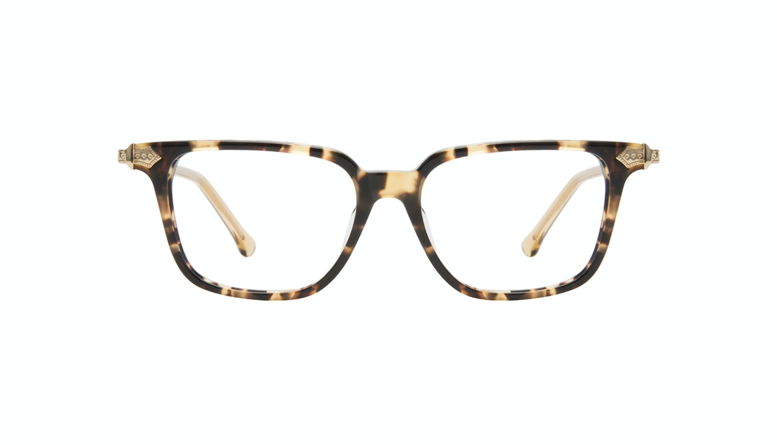 9a7461df06 Affordable Fashion Glasses Square Eyeglasses Women Twinkle Golden Chip