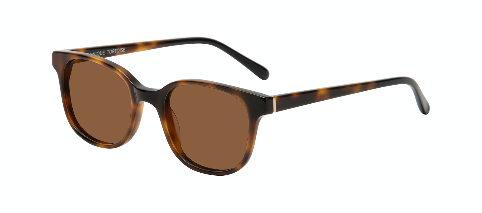 Affordable Fashion Glasses Square Sunglasses Women Unique Tortoise Tilt