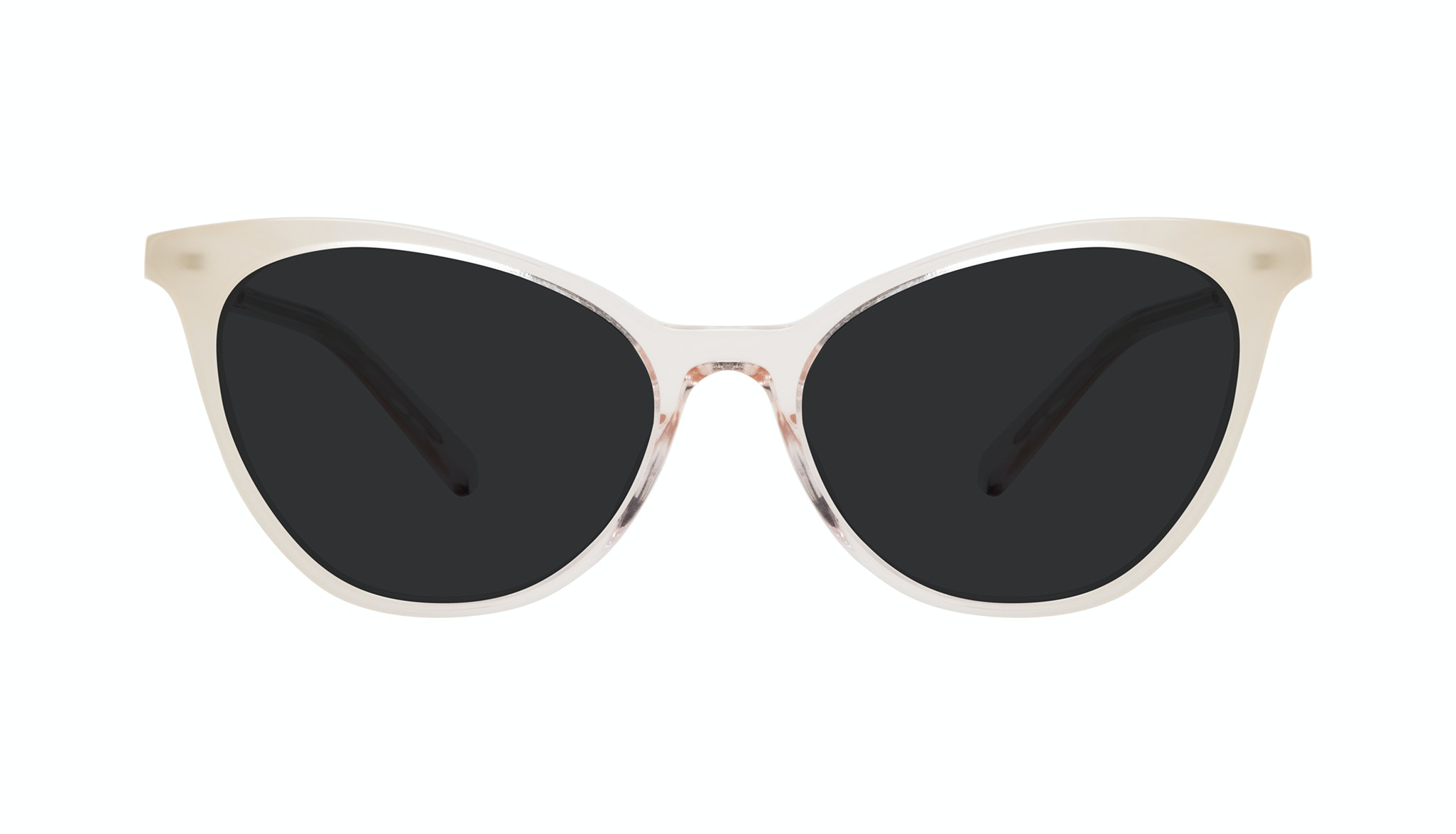 Affordable Fashion Glasses Cat Eye Sunglasses Women Unreal Candy Front