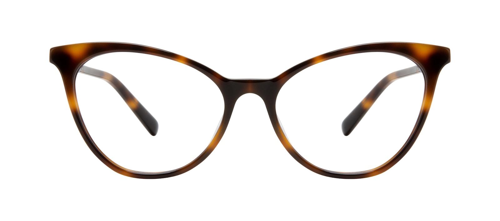 Affordable Fashion Glasses Cat Eye Eyeglasses Women Unreal Tortoise Front