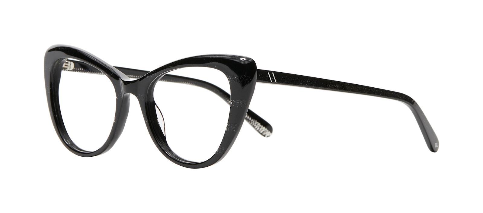 Affordable Fashion Glasses Cat Eye Eyeglasses Women Verve M Night Tilt